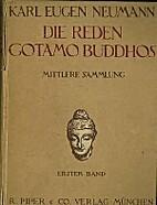 Die Reden Gotamo Buddhos Mittler Sammlung I…
