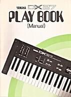 Yamaha DX27 Play Book (Manual)