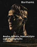 Books, Atlases, Manuscripts and Photographs…