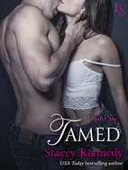 Tamed (Club Sin, #5) by Stacey Kennedy