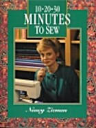 10-20-30 Minutes to Sew by Nancy Zieman