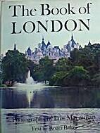 The Book of London by Iain Macmillan