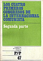 Los cuatro primeros congresos de la…