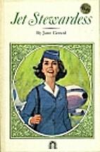 Jet stewardess by Jane Gerard