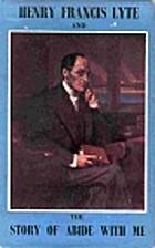 Henry Francis Lyte by Henry Garland