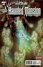The Haunted Mansion 003 by Marvel