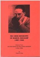 The Chess Biography of Marcel Duchamp…