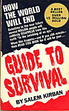 Health Guide for Survival by Salem Kirban