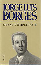Obras Completas 2 by Jorge Luis Borges