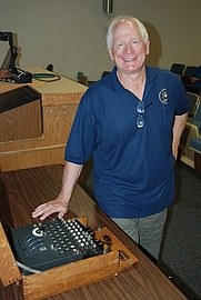 Author photo. Timothy J. Mucklow [credit: Idaho State University]