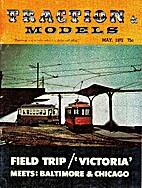 Traction & Models, vol. 8, n° 3 - May 1972…