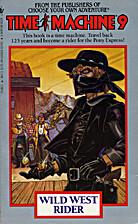 Wild West Rider by Stephen Overholser