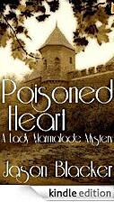 Poisoned Heart by Jason Blacker