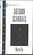 Autumn Scandals: The Victorian Era by Martin…