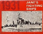 Jane's Fighting Ships 1931 by Oscar Parkes