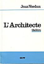 L'architecte by Verdun