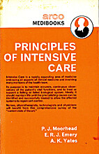 Principles of intensive care by Eric Roy…