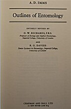 Outlines of Entomology by A. D. Imms
