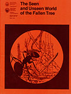 The Seen and unseen world of the fallen tree…