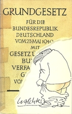Grundgesetz für die Bundesrepublik…