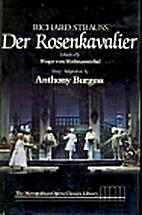Richard Strauss, Der Rosenkavalier : Comedy…