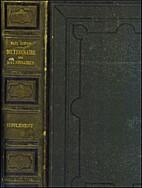 Supplément illustré du dictionnaire des…