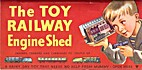 The Toy Railway Engine Shed by David White