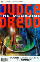 Judge Dredd The Megazine # 3