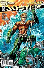 Justice League #4 by Geoff Johns