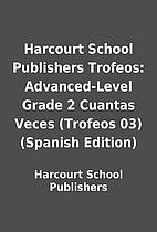 Harcourt School Publishers Trofeos:…