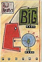 Big Bank Take Little Bank: New Cafe Poets,…