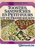 Toostjes, Sandwiches en Petits-fours uit de…