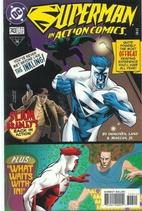 Action Comics # 743