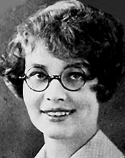 Author photo. Marion Holland (college age)