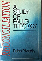 Reconciliation: A Study of Paul's…