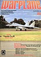 Warplane Volume 7 Issue 80 by Stan Morse