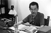 Author photo. Enric Valor (Biblioteca Virtual Joan Lluís Vives)