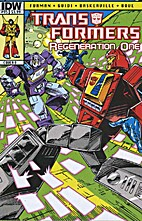 The Transformers: Regeneration One #95 -…