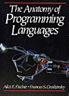The Anatomy of Programming Languages by…
