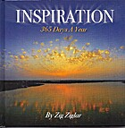 Inspiration 365 Days a Year by Zig Ziglar