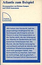 Atlantis zum Beispiel by Dietmar Kamper
