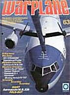 Warplane Volume 6 Issue 63 by Stan Morse