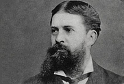 Author photo. Charles Sanders Peirce