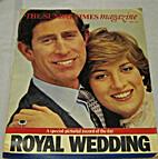 Royal Wedding by The Sunday Times magazine