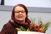 """Author photo. Natascha Wodin Leipzig Book Fair 2017 By Heike Huslage-Koch - Own work, CC BY-SA 4.0, <a href=""""https://commons.wikimedia.org/w/index.php?curid=57372731"""" rel=""""nofollow"""" target=""""_top"""">https://commons.wikimedia.org/w/index.php?curid=57372731</a>"""