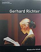 Gerhard Richter - billede efter billede by…