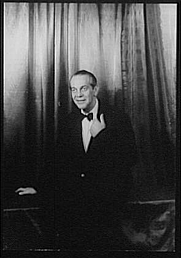"""Author photo. Photo by Carl Van Vechten, March 3, 1953, in """"John Brown's Body"""" (Library of Congress, Carl Van Vechten Collection, Digital ID: van 5a52378)"""