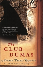 The Dumas Club by Arturo Pérez-Reverte