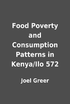Food Poverty and Consumption Patterns in…