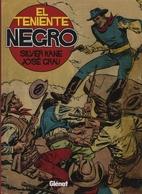 El teniente negro by Francisco Gonzalez…